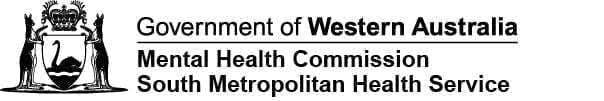 WA Gov - Mental Health Commission - South Metropolitan Health Service logo